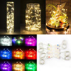 New Fashion 10 LED String Fairy Lights Battery Operated Xmas Party Room Decor
