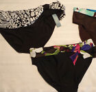 ST JOHNS BAY Size 8 10 12 14 or 16 Swim Belted Panty Choice NWT Swimwear