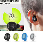 QCY Q26 Mini In-ear Wireless Bluetooth 4.1 Headphone Earphone For Samsung iPhone