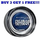 Maybelline Eyeshadow Colour Tattoo 24Hr Everlasting Navy 25