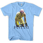 Marco Pantani Giro Tour De France Cycling Jersey Unisex T shirt All Sizes