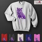 Drake inspired Owl Sweatshirt S - 5XL All Colors Available Top Quality