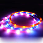USB Rechargeable Pet Collar LED Light Band Waterproof Dog Safety Belt Hot