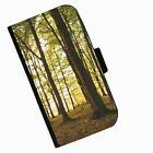 BG 102 TREE LIGHT PRINTED LEATHER WALLET/FLIP PHONE CASE COVER FOR ALL MODELS