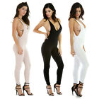 2016 Stylish Fashion Sexy Women Slim Night Clubwear Vest Bandage Pants Jumpsuits