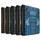 STUFF4 PU Leather Book Case/Cover for Apple iPad 2/3/4/Aztec Animal Design