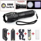 G700/X800 ShadowHawk Focus Tactical Flashlight LED Military Alonefire Лампа