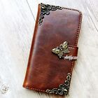 Butterfly phone wallet Leather flip case Stand skin cover For iPhone 6 6S 7 plus