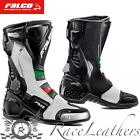 FALCO ESO LX ITALY MOTORCYCLE SPORTS BOOTS CHEAP SALE CLEARANCE RRP 199.99