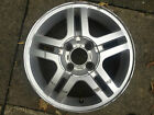 "GENUINE OEM MK1 FORD FOCUS 5 TWIN SPOKE 15"" INCH ALLOY WHEEL 98AB-DA 1064103"