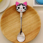 Steel Cartoon Creative Cute Animal Coffee Milk Tea Spoon Kitchen Dining Decor