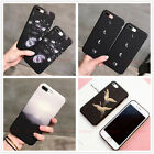 Fashion Star Universe Sky Pattern Hard Plastic Case Cover For iPhone 6/6S/7 Plus