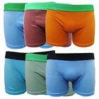 12 Pack Boys Boxers Shorts Kids Pants Trunks Plain Breifs Underwear Sleeve Adult