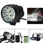 35000 Lumen 11 CREE T6 LED Cycling Bycicle Headlight Headlamp Torch Flashlight
