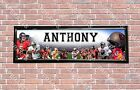 Personalized Customized Tampa Bay Buccaneers Name Poster Sport Banner with Frame $35.0 USD on eBay