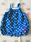 Juicy Couture Baby Infant Polka Dot Romper NWT 12-18 18-24 Months JCLIG224