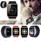 GT08 Bluetooth Smart Wrist Watch Camera GSM Phone Pedometer For Android iOS USA