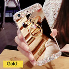 Silicone Cellphone Case Shell Mirror Case Cover For Iphone 5/6/7