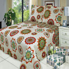 Bedroom Coverlet Set Oversized To Fit Thicker Mattresses Crease Free Easy Care
