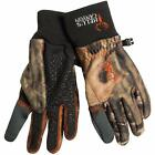 New Browning Hell's Canyon Hunting Gloves Camo Mossy Oak Inf M/L/XL $50