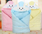 Newborn Infant wrap Baby Quilt Toddler sleepsacks Sleeping Bag Cover blanket New