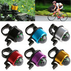 Bicycle Bike Cycling Aluminum alloy Compass Bell Ring Nice Horn Black