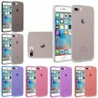 Ultra-thin Silicone Crystal Clear Transparent TPU Case Cover for iphone 7 Plus