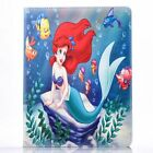 Shockproof Cartoon Disney Heros Flip PU Leather Stand Case Cover For Tablet iPad