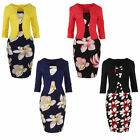 Women Ladies Bodycon Office Wear to work Stretch Pencil Dress High Quality