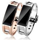 Bracelet Smart Sports Bluetooth Wrist Watch Phone for Android Samsung HTC IOS US