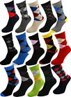 Mens 3 PAIR PACK Argyle Pattern Suit Dress Formal Cotton Blend Socks (UK 6-11)
