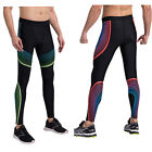 Men Compression Base Layer Workout Running Gym Fitness Yoga Sports Tight Pants N