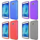 For Samsung Galaxy J7 TPU Rubber Flexible Phone Skin Case Cover