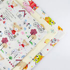 160x50cm lots cotton cartoon fabric patchwork quilting Pre-Cut sewing DIY Cloth