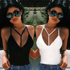 Summer Vest Top Sleeveless Women Blouse Casual Tank Tops T Shirt Size S-XL.tbca