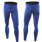 Men's Thermal Compression Under Tight Long Leggings Base Layer Pants Gym Wear