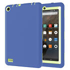 "U.S Rugged Shockproof Hybrid Rubber Defender Case For Amazon Fire 7"" 5th 2015"
