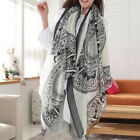 Women Lady Fashion Pretty Long Soft Chiffon Scarf Wrap Shawl Stole Scarves New
