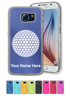 Personalized Case for Galaxy S3 S4 S5 S6 S7 - Golf Ball, Golfing, Golfer Player