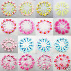 6 Pairs  Handmade Girl Baby Toddler Favour Dancing Hair Clips for Kids Cute