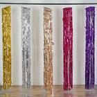 "10"" x 80"" Metallic Foil Fringe CHANDELIER Wedding Party Decorations Catering"
