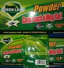 5 /10 /15 / 25 / 50 SACHETS ANTI CAFARD EXTERMINATEUR INSECTICIDE GREEN LEAF x19