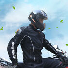 New Men Summer Breathable Motorcycle Riding Racing Locomotive Protecive Clothes
