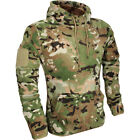 VIPER POLYESTER FLEECE TACTICAL HOODIE 250gsm,VCAM,GREEN, BLACK, COYOTE,TITANIUM