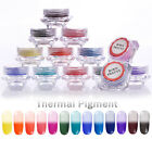 Thermal Gradient Pigment Powder Dust Nail Art Color Change Manicure BORN PRETTY