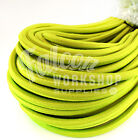 10mm ELASTIC BUNGEE ROPE SHOCK CORD TIE DOWN LIME GREEN ROOF RACKS TRAILERS BOAT