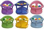 Infant Baby Bath Tub Ring Safety Seat Anti Slip Chair Genuine Keter New In Box