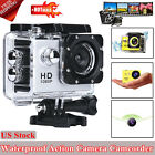 Mini 1080P Full HD DV Sports Recorder Car Waterproof Action Camera Camcorder Hot