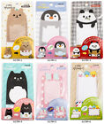 Folding Animal Clip Cute Sticker Post It Marker Memo Index Sticky Notes A1784