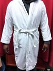LUXURY 100% COTTON TOWELLING BATH ROBE DRESSING GOWN